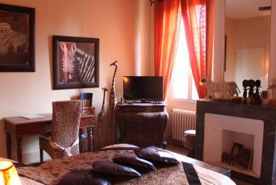 Chambre Savane