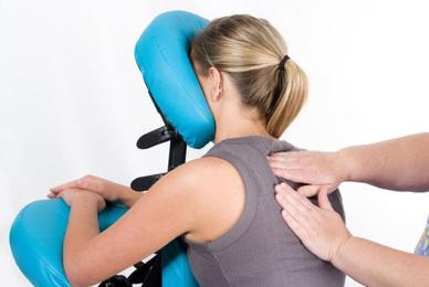 Massage Indien de la tête ou assis